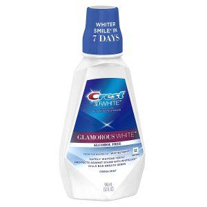 ústna voda Crest 3D White Glamorous